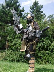 Mercenary cosplay 08