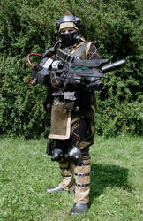 Mercenary cosplay 09