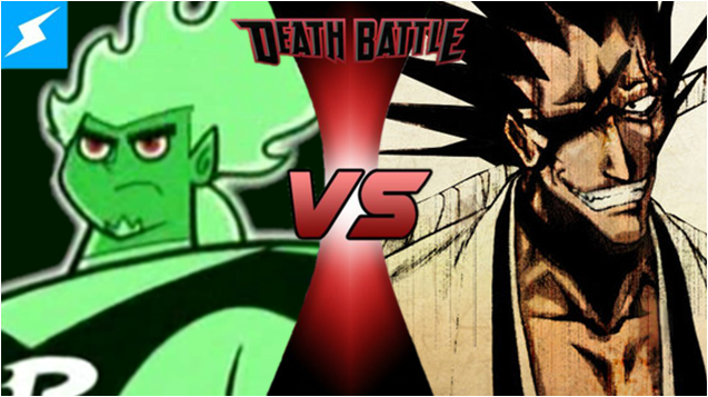 Dan Phantom vs  Kenpachi Zaraki Prelude by Strunton on DeviantArt