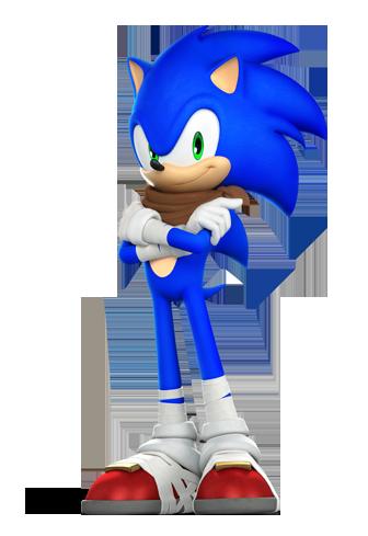 Sonic Boom Brings The Boom To Death Battle By Strunton On Deviantart