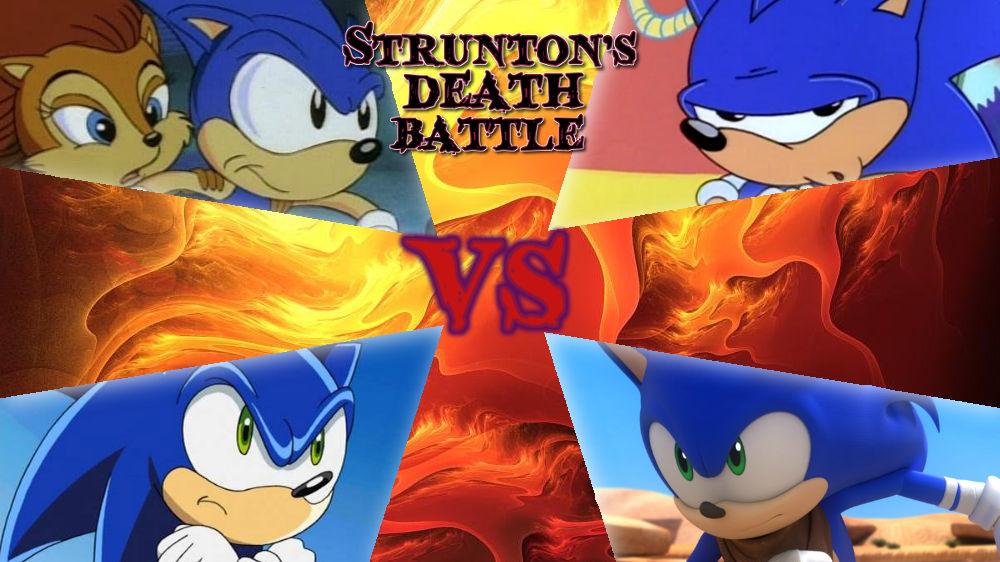 The Sonic Battle Royale Prelude By Strunton On Deviantart