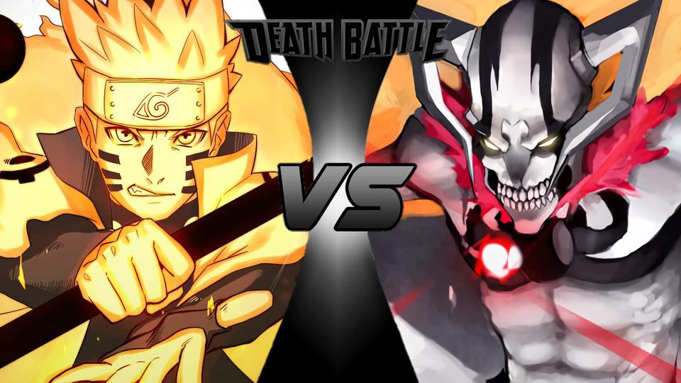 Naruto Uzumaki vs Ichigo Kurosaki by Strunton on DeviantArt | 960 x 540 png 1043kB