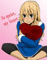 Be Quiet, My Heart (Citrus by SaburoUta)