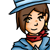 Trucy Icon by HappehCakes