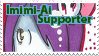 Stamp - Imimi-Ai Support by HappehCakes