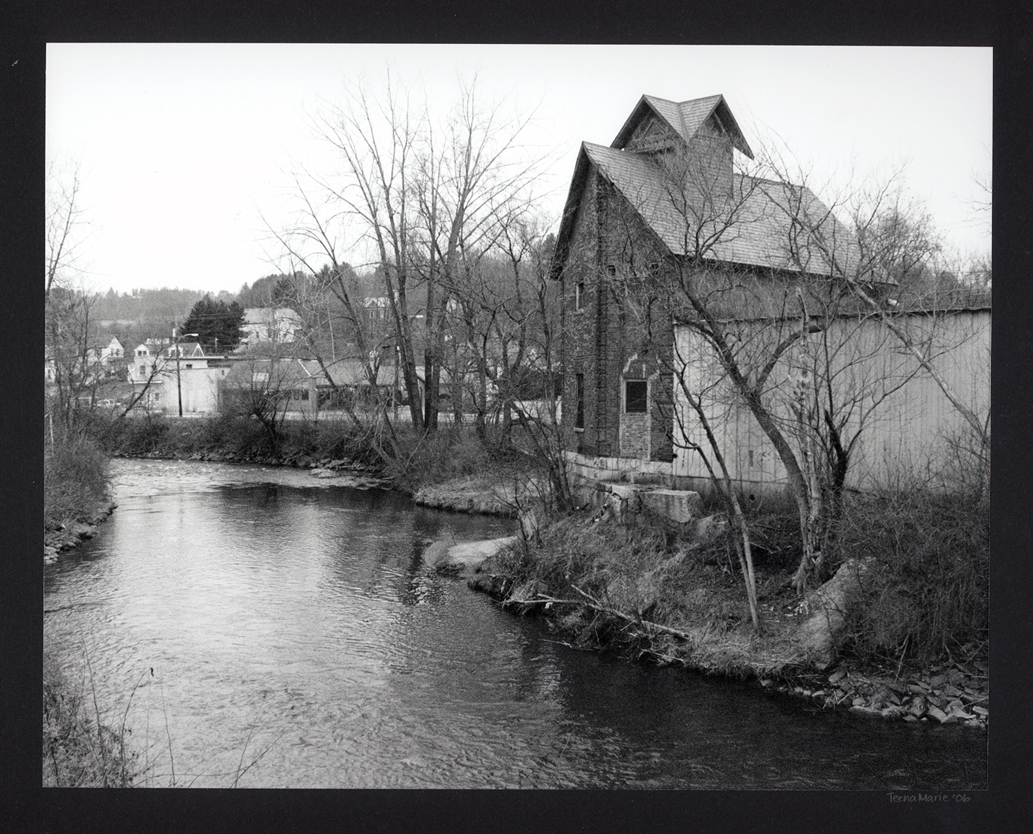 Old Mill by Teena Marie