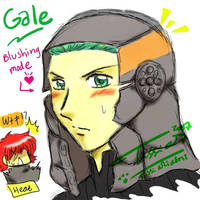 Gale in Blushing mode by Tc-Chan