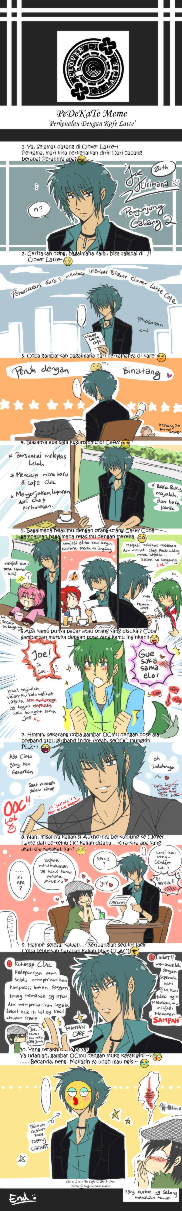 CLAC : JOE pedekate MEME by Tc-Chan