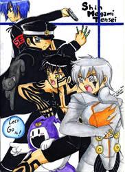Shin Megami Tensei Series by Tc-Chan