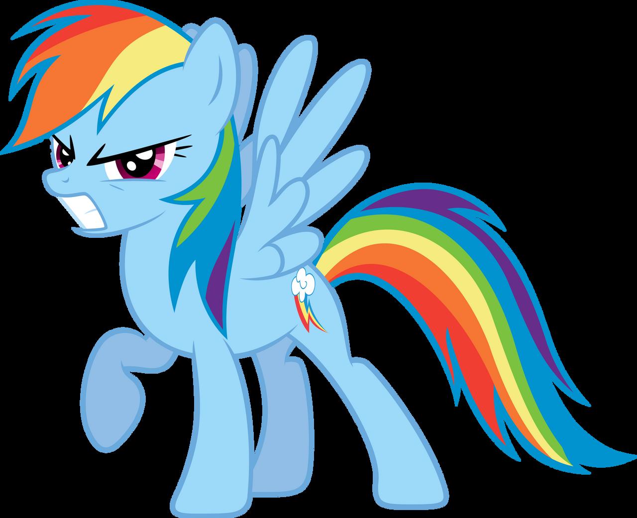 Gallery angry rainbow dash gif