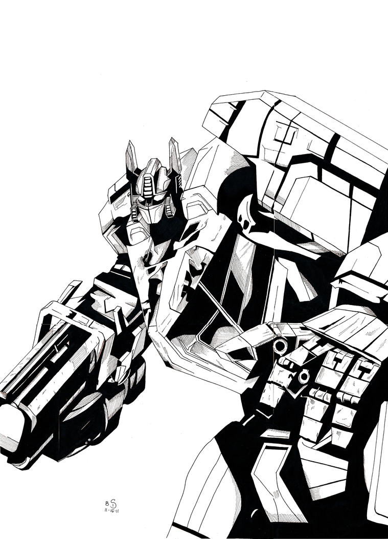 Image Result For Optimus Prime Coloring