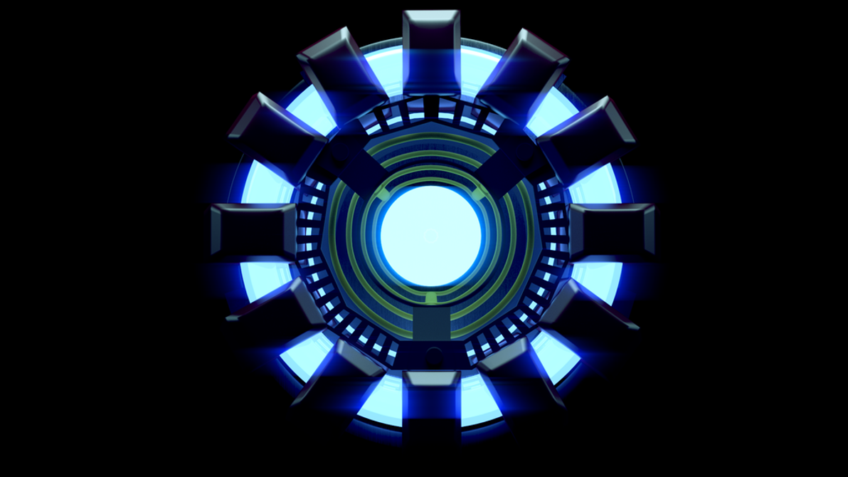 Iron Man: Arc Reactor by whitekidz on DeviantArt