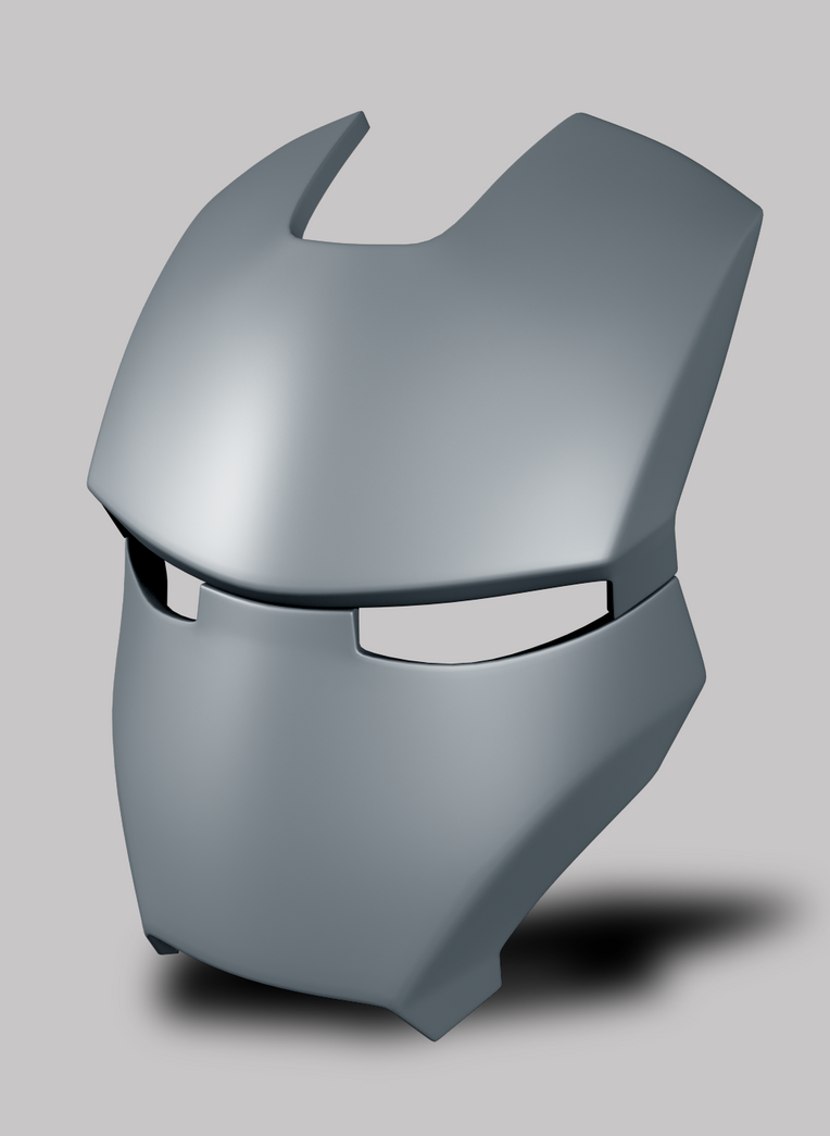 Iron Man Mask by whitekidz
