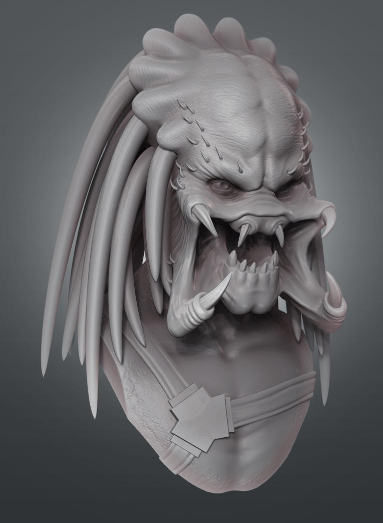 Predator WIP by whitekidz