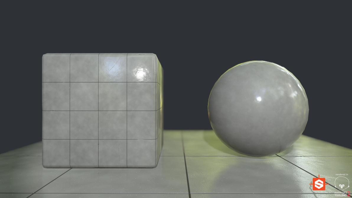 Concrete Sample by whitekidz