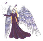 Angel by Skychaser