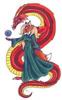 Fox Magic by Skychaser