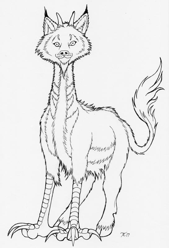 Calygreyhound by Skychaser