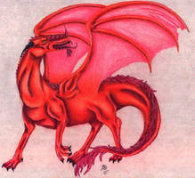 Red Dragon II by Skychaser