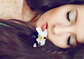 Ms. Spring? by Lentilcia