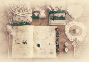 Magic equipment,