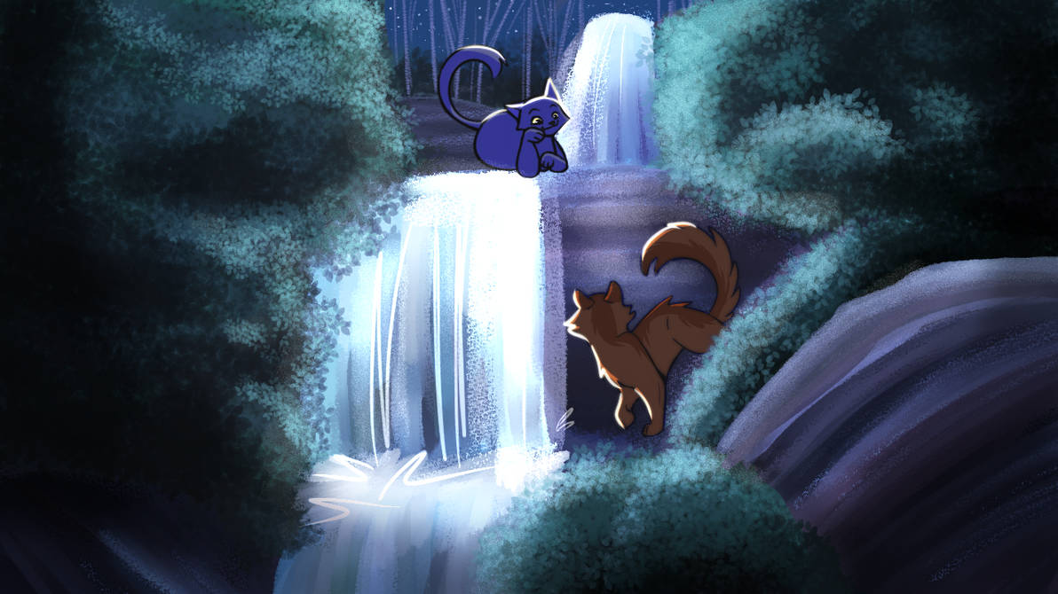 Waterfall Rendezvous
