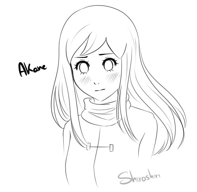Akane ( gift) by GudServo