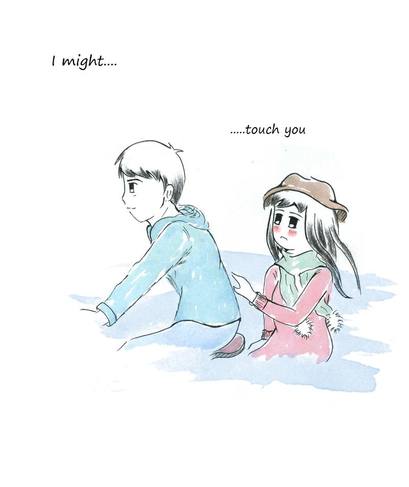 Reaching you~ Akane Meets Ryu by GudServo