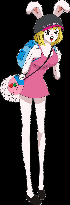 Carrot One Piece by GudServo