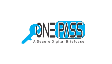 One Pass Logo by GudServo