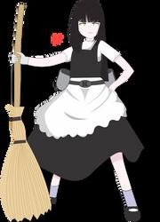 Kotone Maid by GudServo