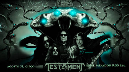 Wallpaper Testament Arte Iii