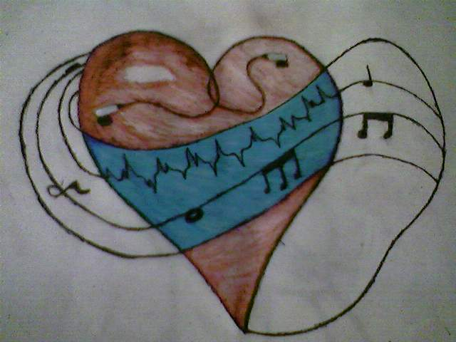 music lifeline tattoo by foreverfallen16 designs interfaces tattoo ...