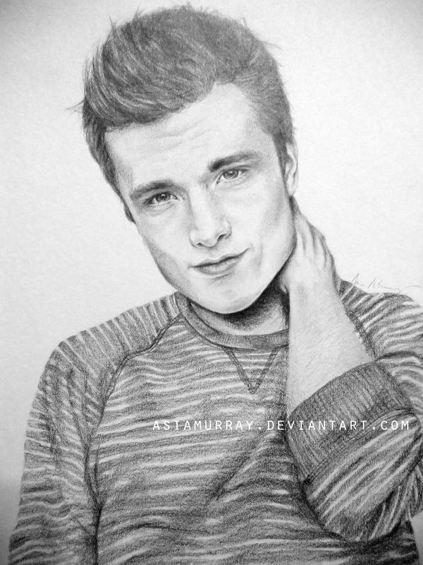 Josh Hutcherson by AsiaMurray