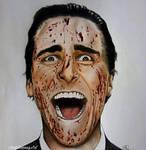 Patrick Bateman (Christian Bale) American Psycho