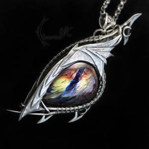 ULZEPTORH DRAHARIS ( dragon's eye )