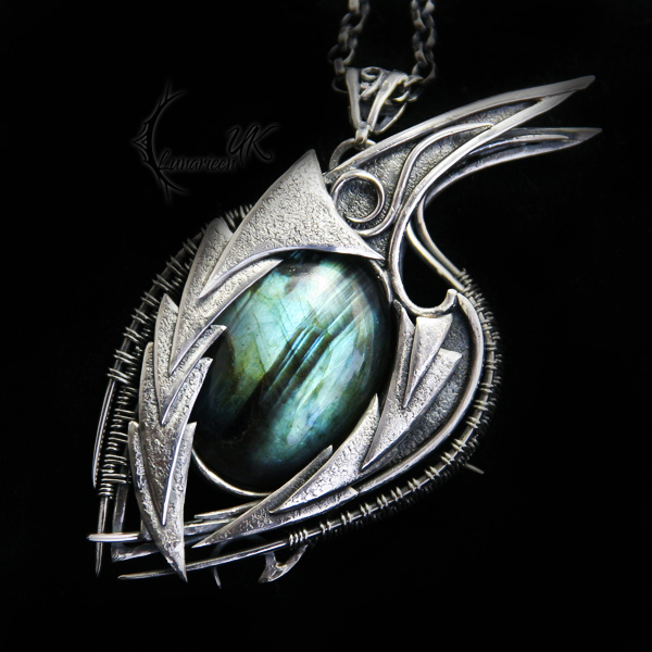 XSULTORH DRACO ( dragon's eye ) by LUNARIEEN