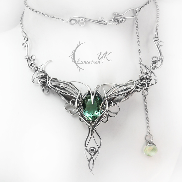 made custome products amethyst pendant bold silver with collection green signature jewelry chain grande kensu
