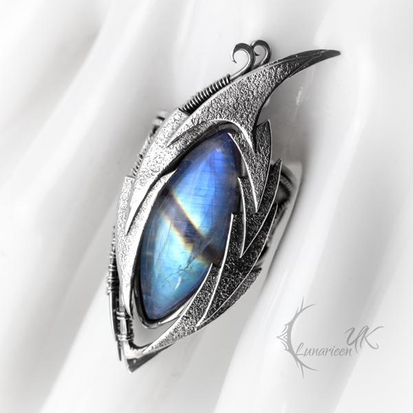 ENRNHGAR DRACO, ring (dragon's eye) by LUNARIEEN on DeviantArt