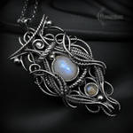 Necklace FHARNRIAL - Silver