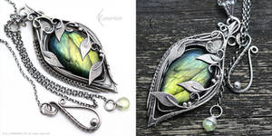 FHADERIALL NARYI - Silver and Labradorite