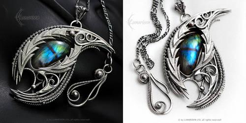 MAGHRAARN DRACO - Dragon's Eye. by LUNARIEEN