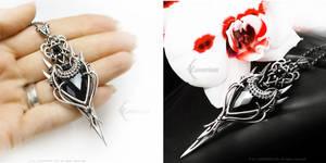 KIYTHRAH Silver, Onyx, Diamond