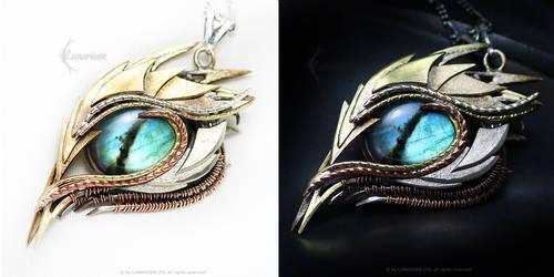 UGRATHARN DRACO Silver,Brass,Bronze,Copper