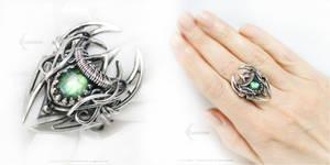 LURAETH - Silver and Labradorite