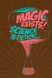 SCIENCE IS FICTION