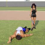 Baseball fight 3