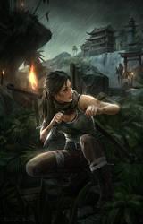 Tomb Raider Reborn: Stealth V2