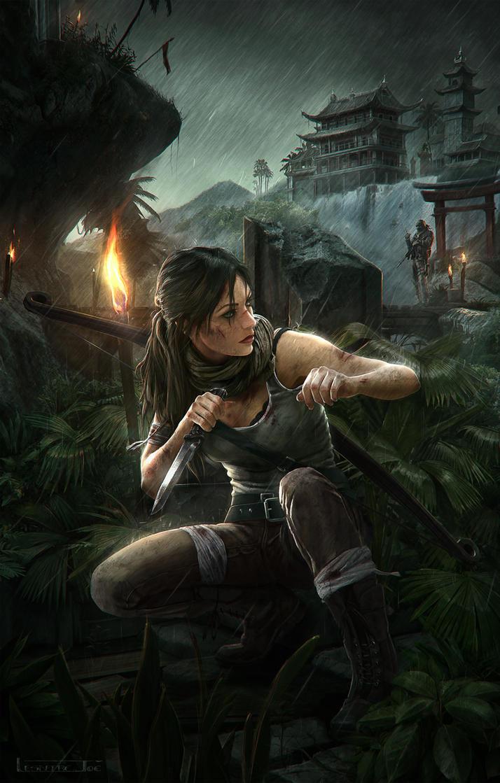 Tomb Raider Reborn: Stealth V2 by JoeLesaffre