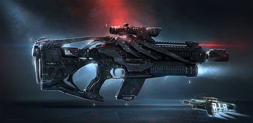 Weapon rib rip by JoeLesaffre